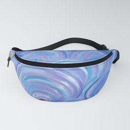 Playing with Circles Fanny Pack