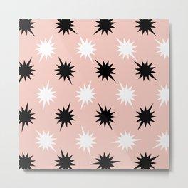 Pattern 3 Metal Print