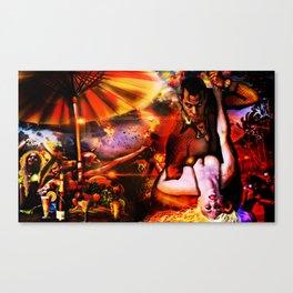 Havana-Na-Na Canvas Print