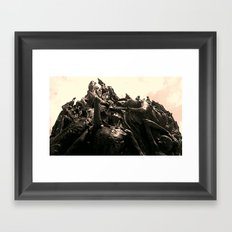 BLTMR Framed Art Print