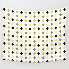 Diamond Pattern Wall Tapestry