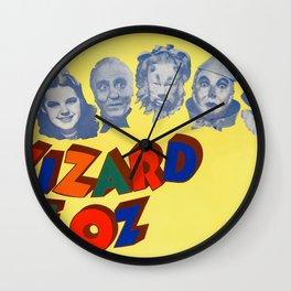 Oz Film Wall Clock