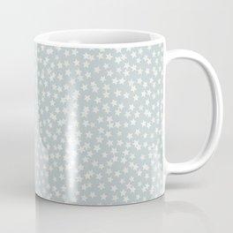SILVER STARS CONFETTI Coffee Mug