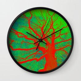 Tree of Life  ( Neuronal Edition ) 2019 Wall Clock