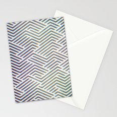 3D Labyrinth Stationery Cards
