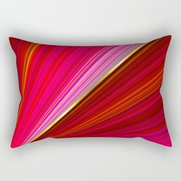 Abstract gragient texture. Rectangular Pillow