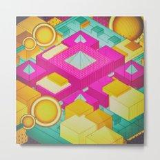 Pinball Metal Print