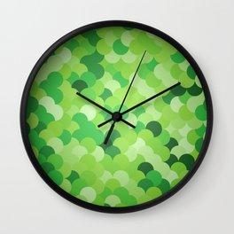 Graphic 6 Wall Clock