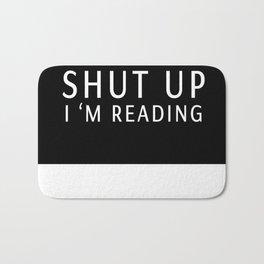 book sunday - shut up i m reading Bath Mat