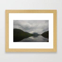 Still Irish Reflections Framed Art Print