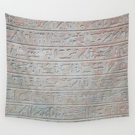 Gone Egyptian Wall Tapestry