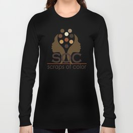 Scraps of Color Limited Edition II T-shirt Long Sleeve T-shirt