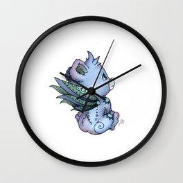 Faerie Bear Wall Clock
