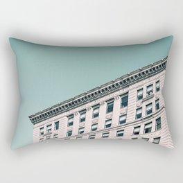 Vintage Blues Rectangular Pillow