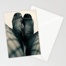 Legs and fetish Stationery Cards