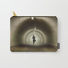 Endless Tunnel Carry-All Pouch