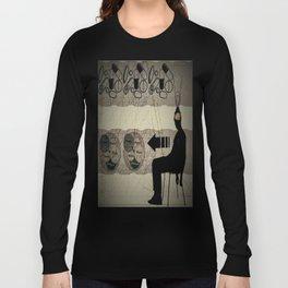 syn·thet·ic Emotion Long Sleeve T-shirt