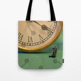 Big Time Busker Tote Bag