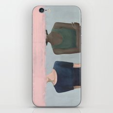 Introverts iPhone & iPod Skin