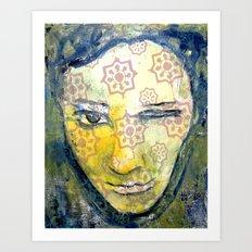 luster Art Print
