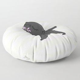 VIRGO PUG Floor Pillow