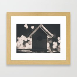 Birdy's House Framed Art Print
