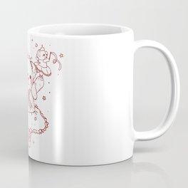 The Adventures of Bear and Baby Bear-Prima Ballerina Coffee Mug