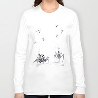 journey Long Sleeve T-shirts featuring Journey by artlandofme
