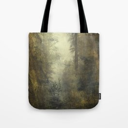 Let's Pretend we're Alone Tote Bag