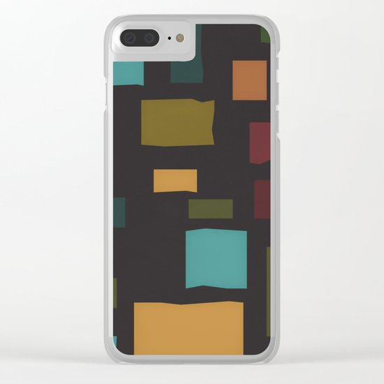 The Pattern Gets Worse I Clear iPhone Case