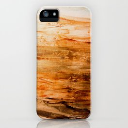 Patina Hint iPhone Case