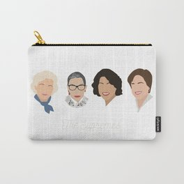 Supremes Court Carry-All Pouch
