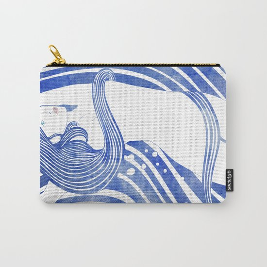 Water Nymph LXI Carry-All Pouch