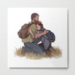 The Last of Us Part 2 Metal Print