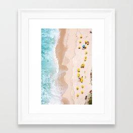 Be Unique Framed Art Print