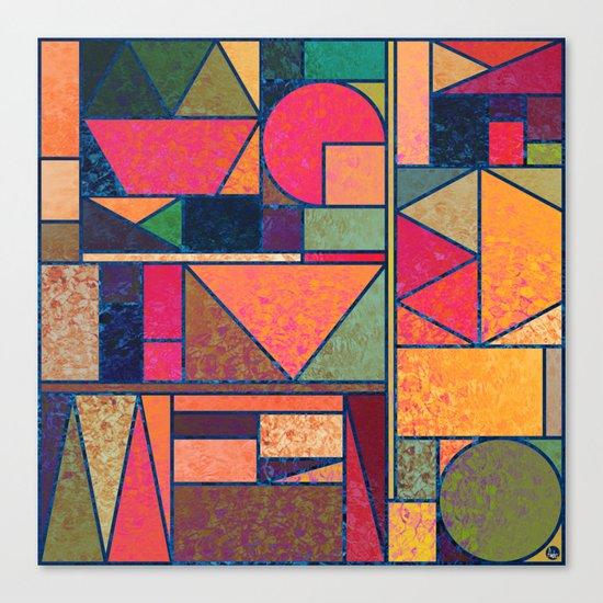 Kaku Decena Canvas Print