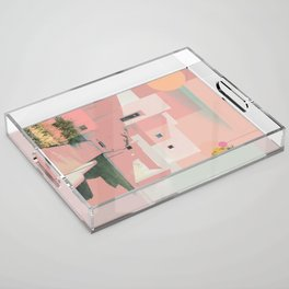 Saturation Acrylic Tray