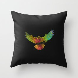 F-16 Throw Pillow