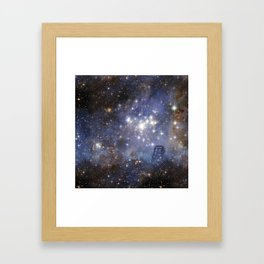 Adventures in Time and Space Framed Art Print