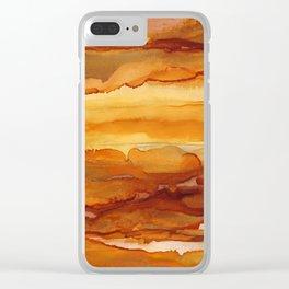 Sedona 2016 Clear iPhone Case