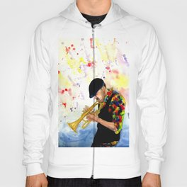 The Colors of Jazz Hoody