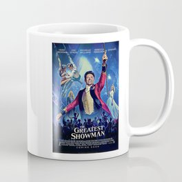 The Greatest Showman Poster Coffee Mug