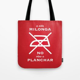 No ironing Tote Bag