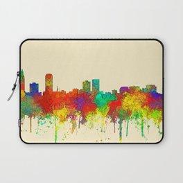 Baton Rouge, Louisiana Skyline - SG Laptop Sleeve