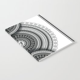 Om Mandala Notebook