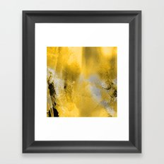 Old-School Orchard Framed Art Print