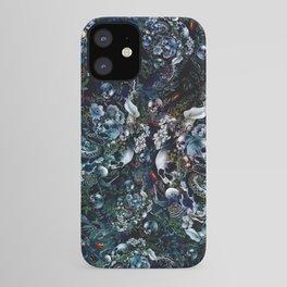 Night Garden Skulls iPhone Case