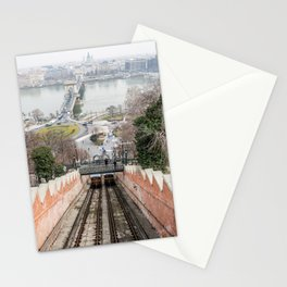 Funicular. Stationery Cards