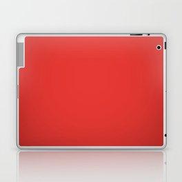 Christmas Red Laptop & iPad Skin