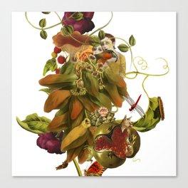 Magic Garden II Canvas Print